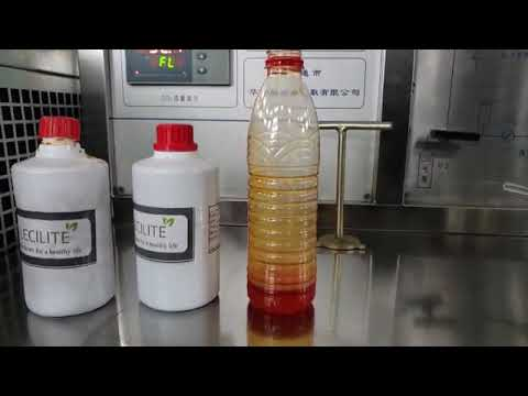 deoiled soy lecithin process