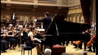 Tchaikovsky - Piano concerto n°1 (mov 3) Soloist- Lilian Akopova, Conductor- Cristian Orosanu