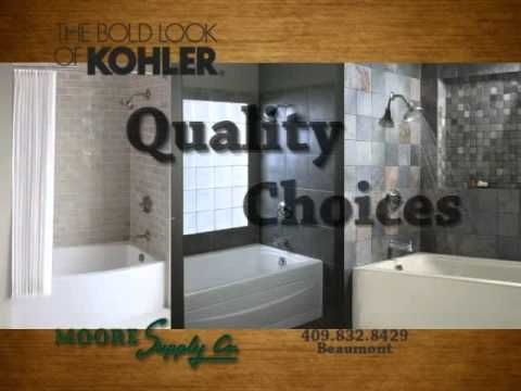 Moore Supply   The Bath U0026 Kitchen Showplace   Beaumont Texas