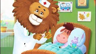 Бурёнка Даша. Добрый доктор | Песни для детей