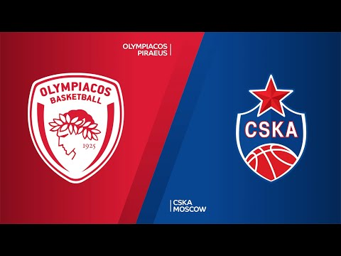 Olympiacos Piraeus - CSKA Moscow Highlights   Turkish Airlines EuroLeague, RS Round 26