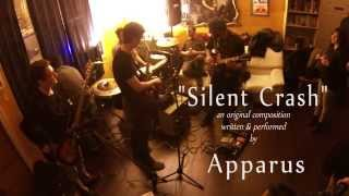 """Silent Crash"" by APPARUS [LIVE]"