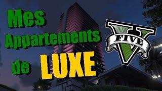 GTA Online: Mes Appartements de LUXE!