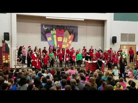 Robert L Horbelt Elementary School - 3rd Grade Holiday Singalong(4)