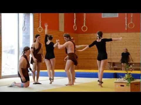 Turnen Master Uni Flensburg TEIL 2