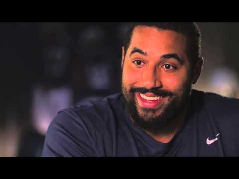 The Journey: Big Ten Football 2013 - John Urschel
