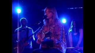 Red Face - Lucy Rose @ London Wonderground, SE1 - 9th July 2012