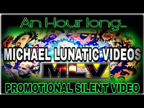 Promotional hour long silent video for my Comic-Con Appearances
