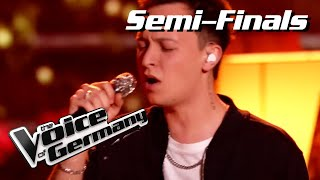 Beyoncé - XO (Nico Traut) | The Voice of Germany | Semi Final