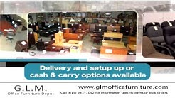 GLM Office Furniture Nashville, TN 37210