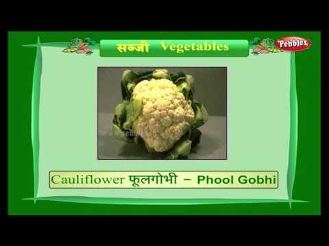 Learn Hindi Through English : Vegetables   Hindi Speaking   Hindi Grammar