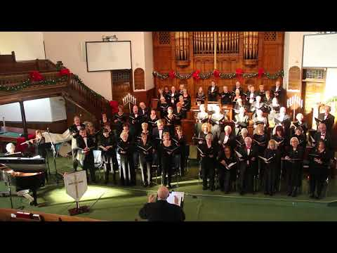 """County Classic Chorale Nov. 2017 """"Blow, Blow Thou Winter Wind"""""""