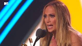 MTV VMA 2018 – Речь Дженнифер Лопес (Признание поколения 2018)