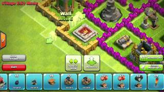 Clash of Clans TH8 Trophy Base Speed built