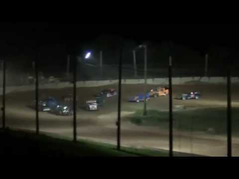 250 Speedway Modified Feature 7-31-2015