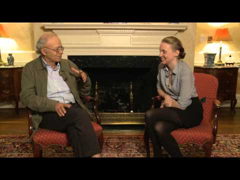 Conversation with Princeton University professor Peter Singer