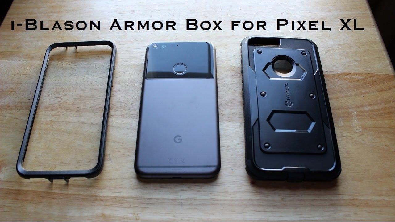 i blason armor box case for the google pixel xl review youtube