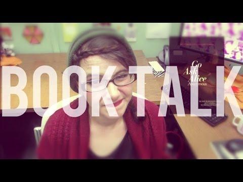 Go Ask Alice - Book Talk
