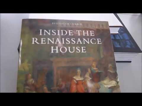 INSIDE THE RENAISSANCE HOUSE