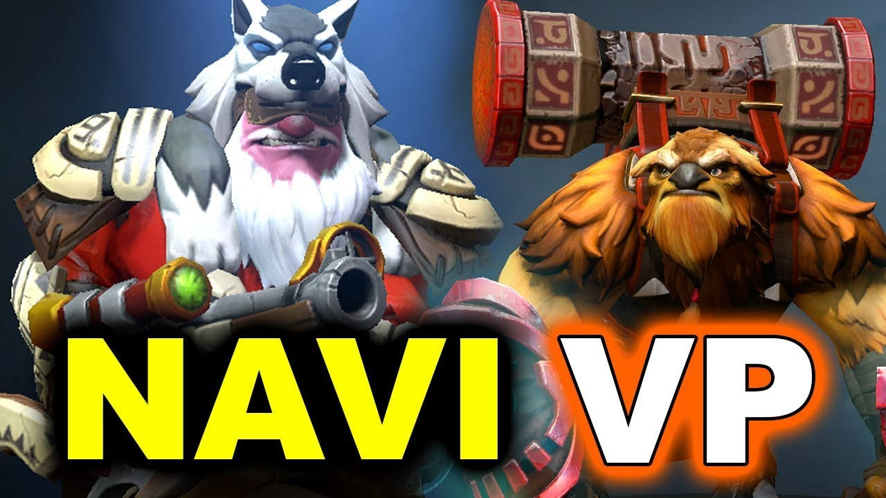 NAVI vs VP - CIS SEMIFINAL - ESL ONE MAJOR DOTA 2