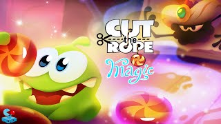 Cut the Rope: Magic Sky Castle All Levels Walkthrough