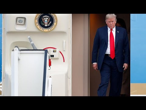 Guerra de palavras entre Trump e a Europa marca arranque da cimeira da NATO
