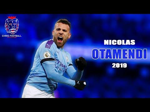 Nicolás Otamendi - The General - Defensive Skills, Tackles & Goals - 2019 |HD