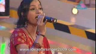 idea star singer season 4 july 3rd nayana nair bhaavam round