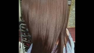 Ботокс волос.Салон красоты