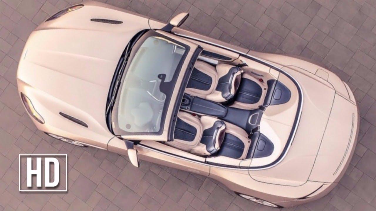 2019 Aston Martin Db11 Volante Youtube