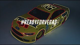 Pennzoil 400: Joey Logano Is Ready For Vegas