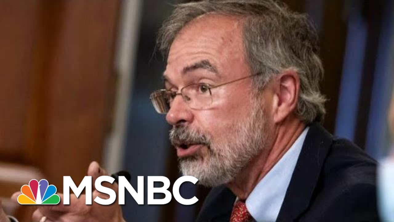 Capitol Police investigate whether GOP Rep. Andy Harris tried to ...