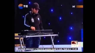 Dj ZaZa tv 10 da canli yayinda kürtce remix diyar