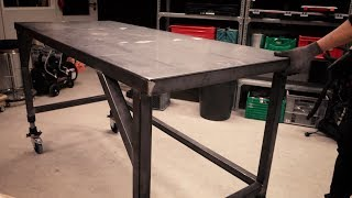 Welding Table Build (Plans available!)