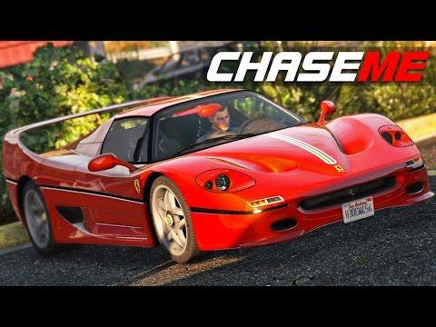 Chase Me in GTA V E29 - 1995 Ferrari F50