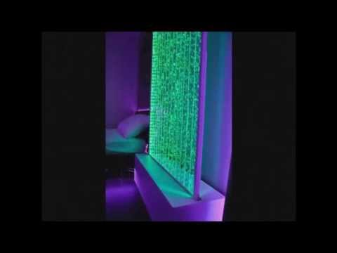 Fuentes de agua h b w paredes de burbujas cali colombia - Paredes de agua para interiores ...