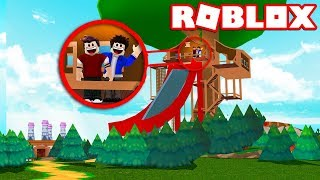 CASA ROBLOX-TREE (TreeHouse Tycoon)