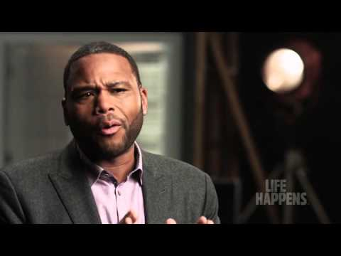 Anthony Anderson's Real Life Story  Life Insurance Awareness Month