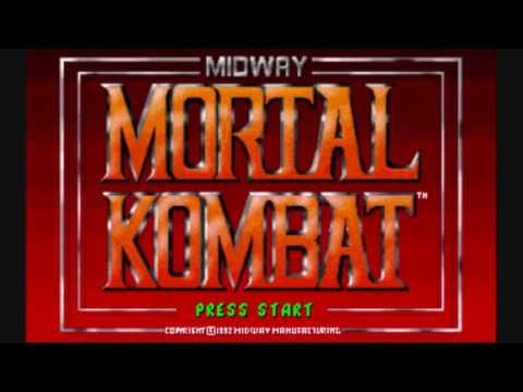 Mortal Kombat 1 - Sound Effects