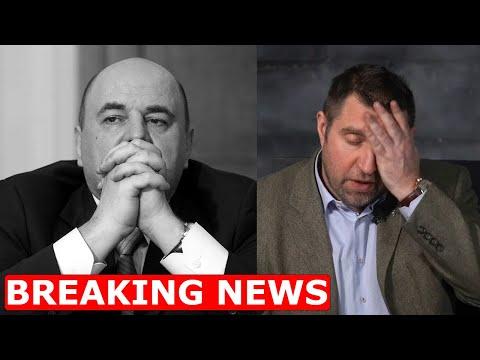 Мишустин заразился. Плохи дела у Газпрома. Проблемы Сбербанка. Дмитрий Потапенко
