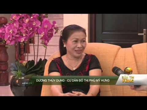 Cuộc sống tiện nghi tại biệt thự Phú Mỹ Hưng