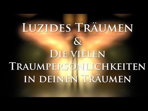 Luzides Träumen - Die Traumcharaktere in Deinen Träumen