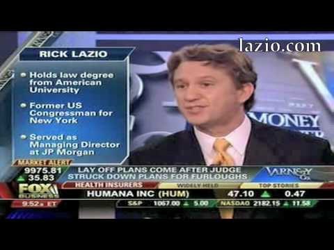 Rick Lazio on FOX Business Network with Stuart Varney 6/09/2010