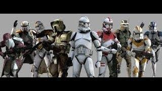 клип starwars mod clone war!