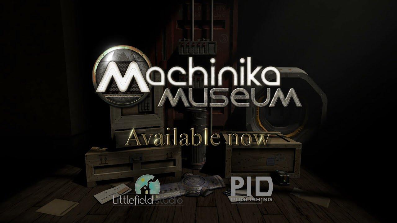 Machinika Museum - Trailer
