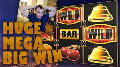 HUGE MEGA BIG WIN - Wild Times BIG BET Machine!!