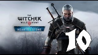 The Witcher 3: Hearts of Stone - Gameplay Walkthrough Part 10: A Midnight Clear