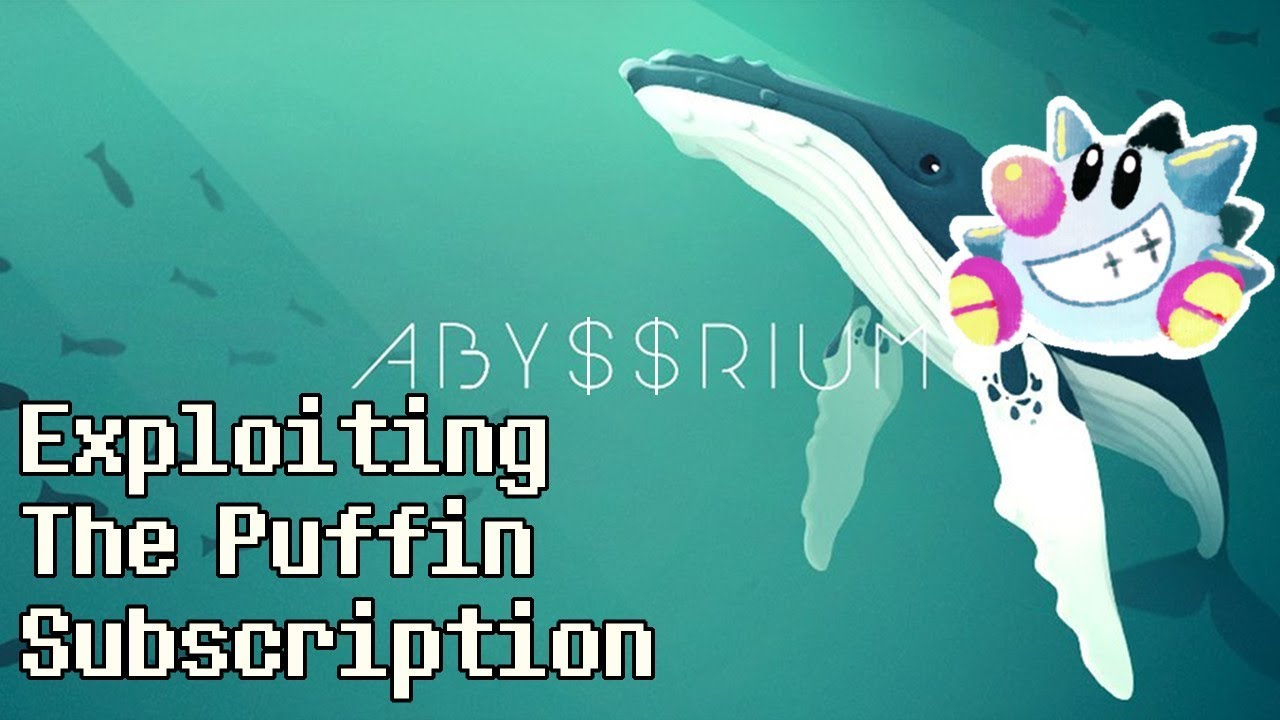 AbyssRium - Tap Tap Fish: Puffin Trial exploit! Easy grind for Free  Gems/Event Currency