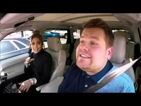 Jennifer Lopez | Jenny from the block | Carpool Karaoke