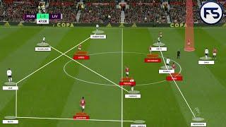 Man Utd v Liverpool: An intriguing tactical battle between Solskjaer and Klopp (5-3-2 v 4-3-3)